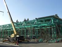 第3工場建設中
