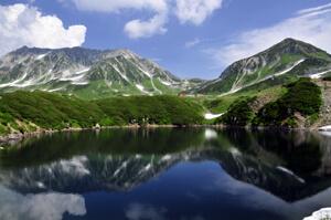 富山の景色