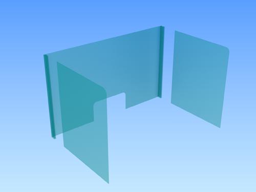 コの字構造